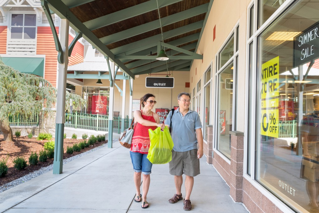outlet malls can also hide bad deals from shoppers