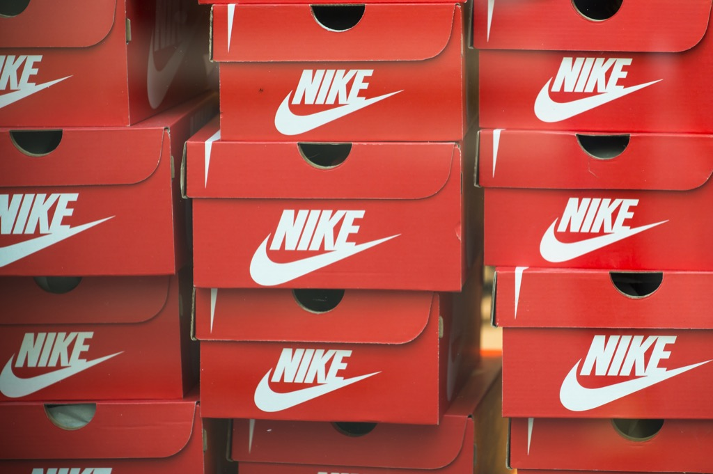 Nike is one of americas most respected companies