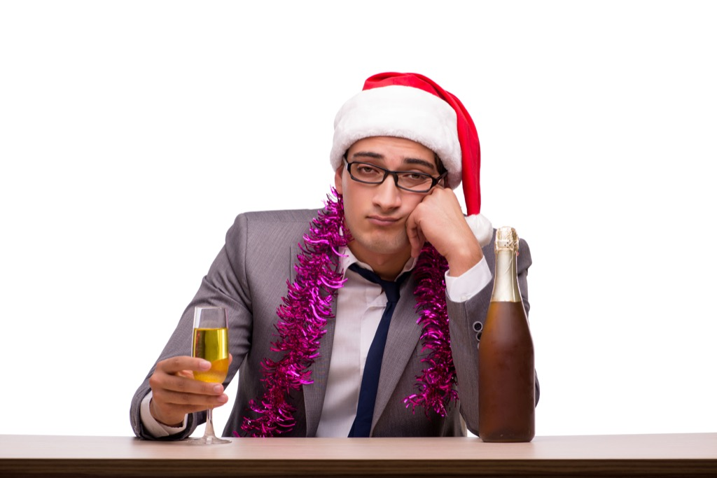 don't be a grinch at the holiday party