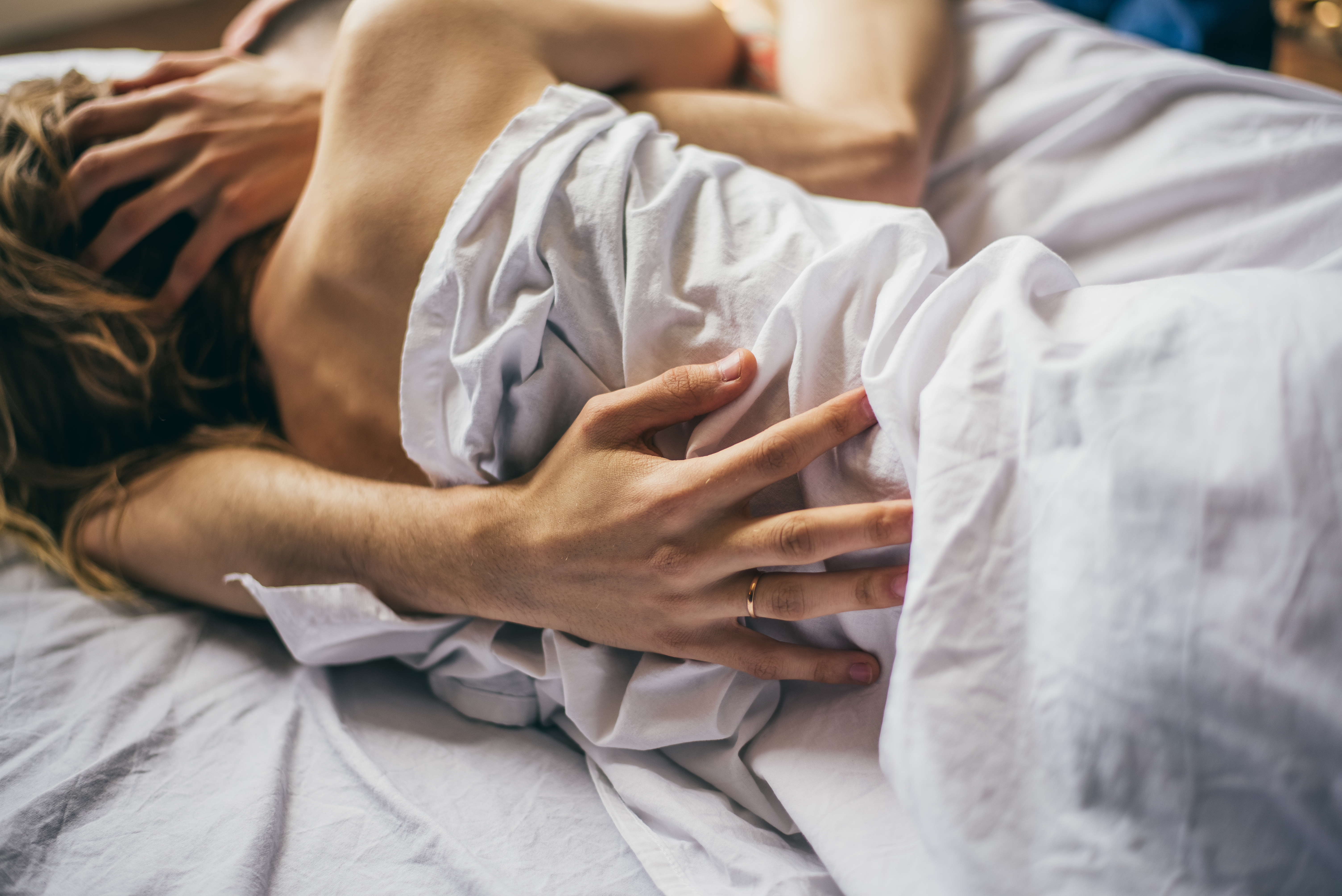 Gay people don't rush sex as often and it helps the relationship