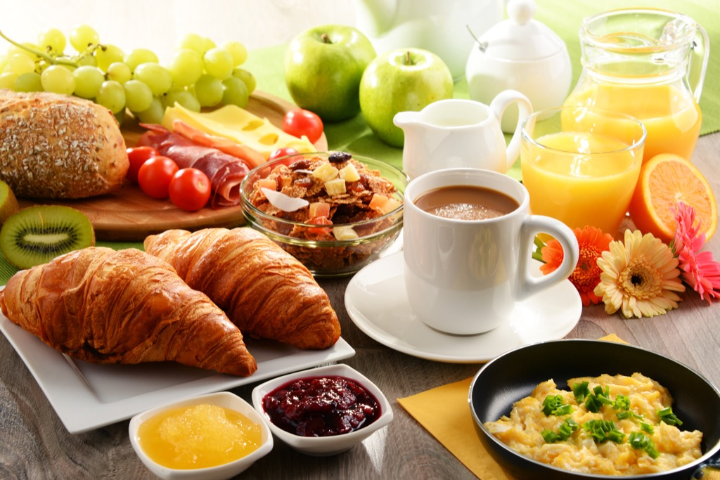 Don't skip breakfast if you want to lose weight