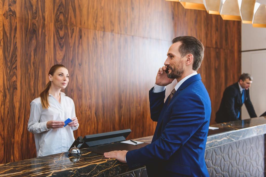 hotel employee secrets