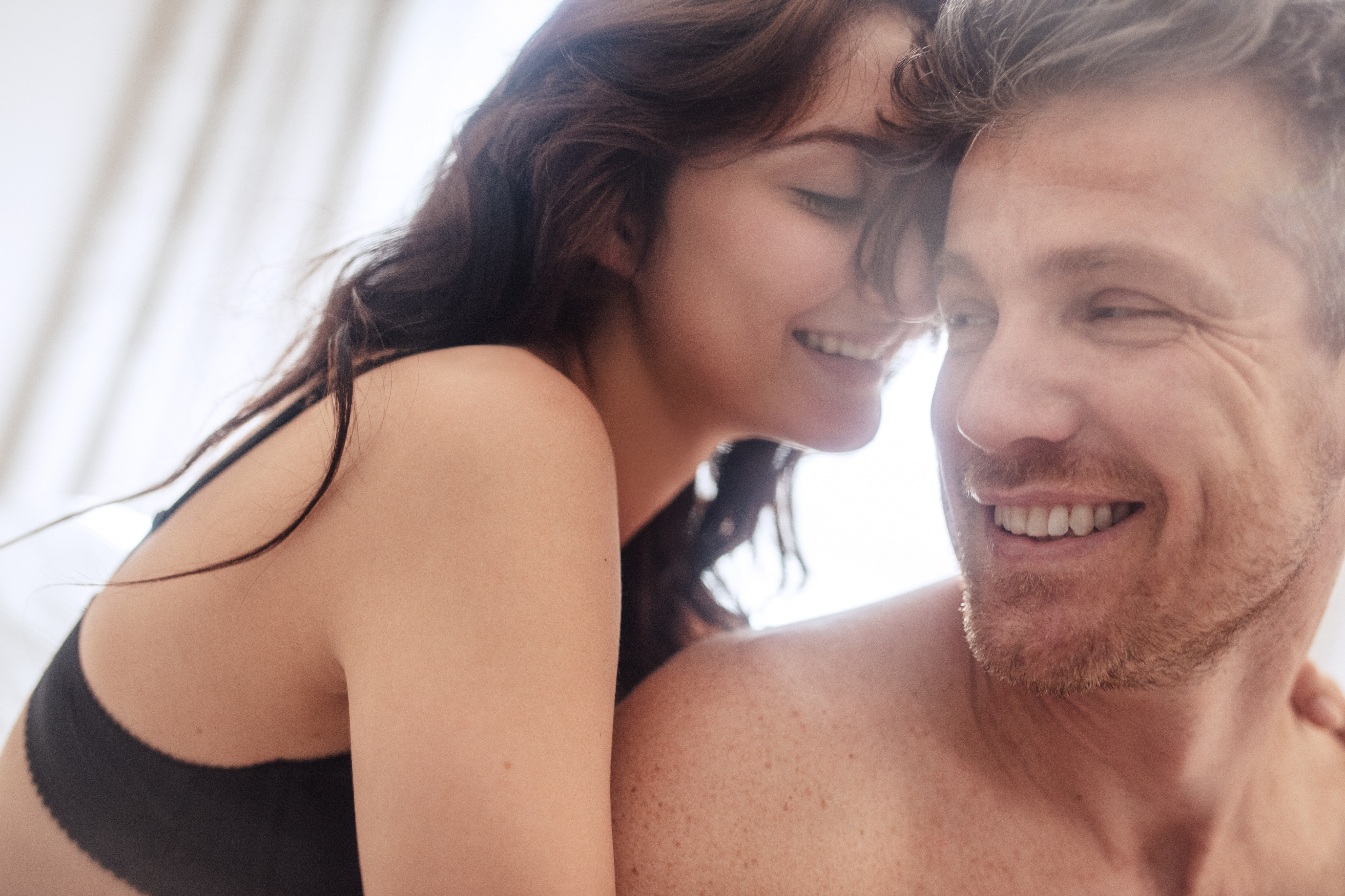 gay couples are often more active in the bedroom than their straight counterparts