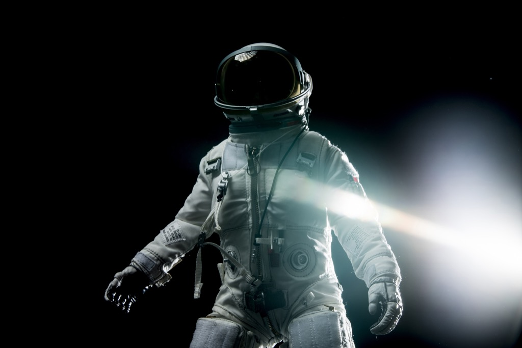 Astronaut in Space Bogus 20th Century Facts