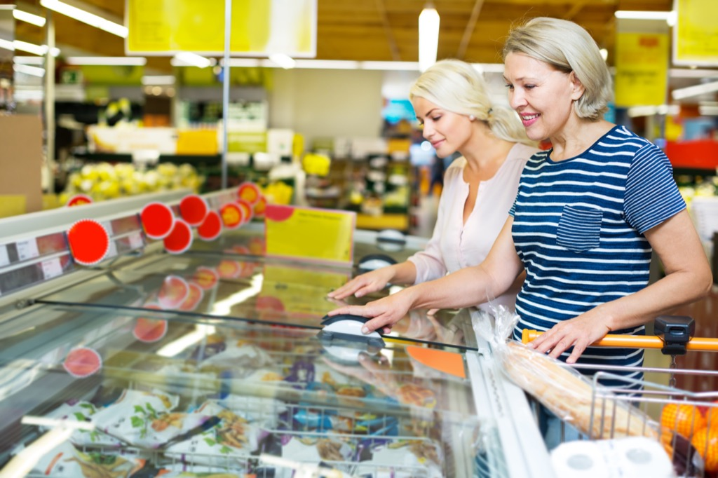 whats in a grocery display isn't always cheaper for you