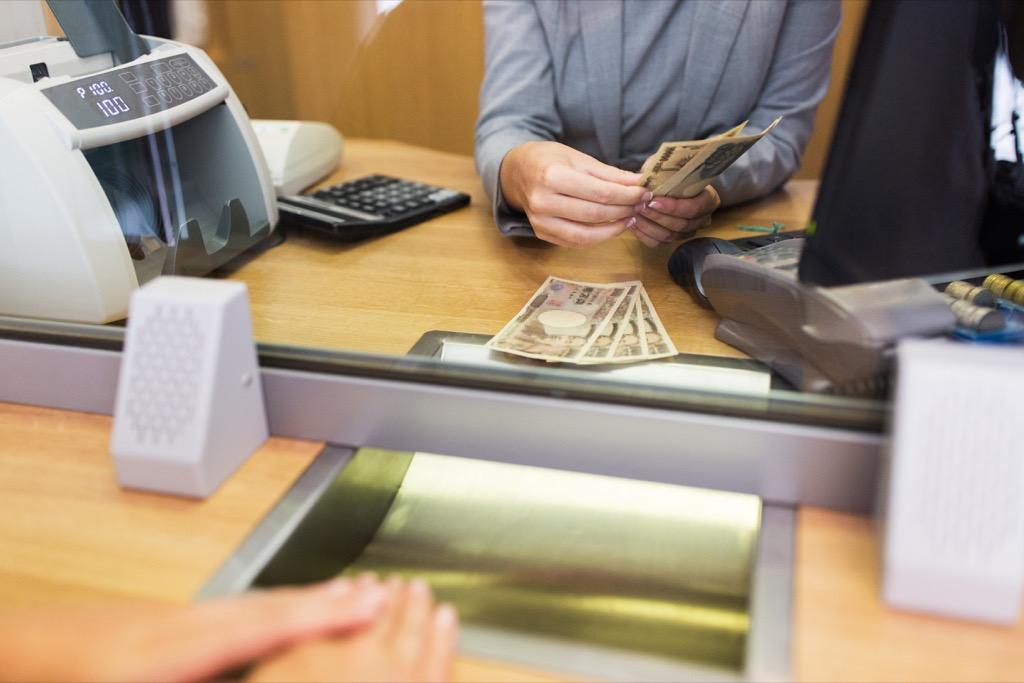 Bank Teller Wordplay Jokes