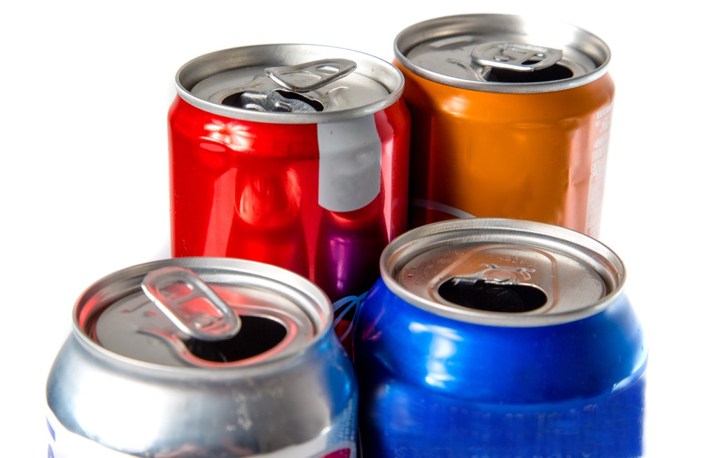 Diet soda is still filled with sugars that hurt weight loss