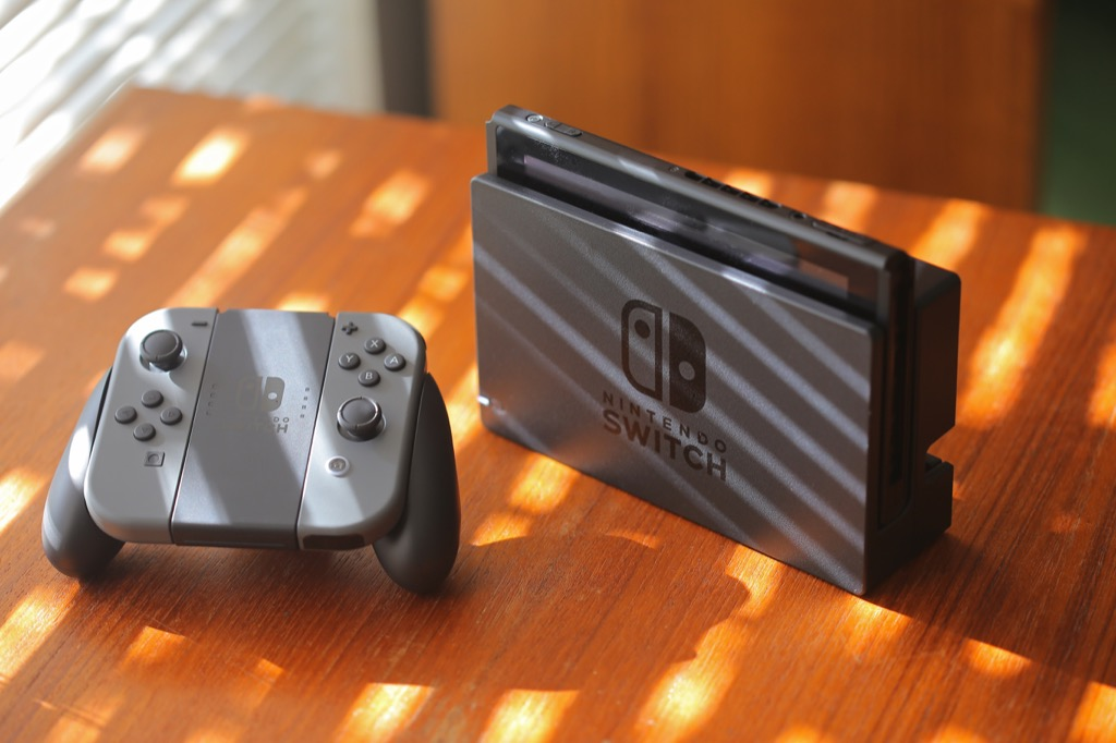 we're thankful for the nintendo switch in 2017