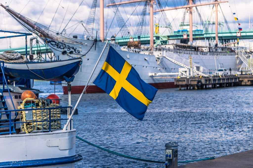 Sweden, travel