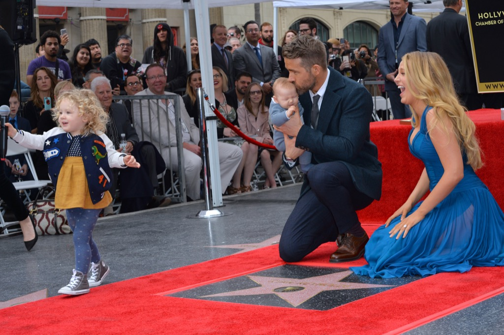 blake lively and ryan Reynolds treat parenting like a bonding experience