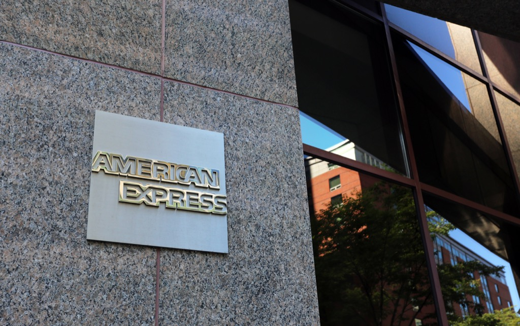 American Express is one of Americas most admired companies