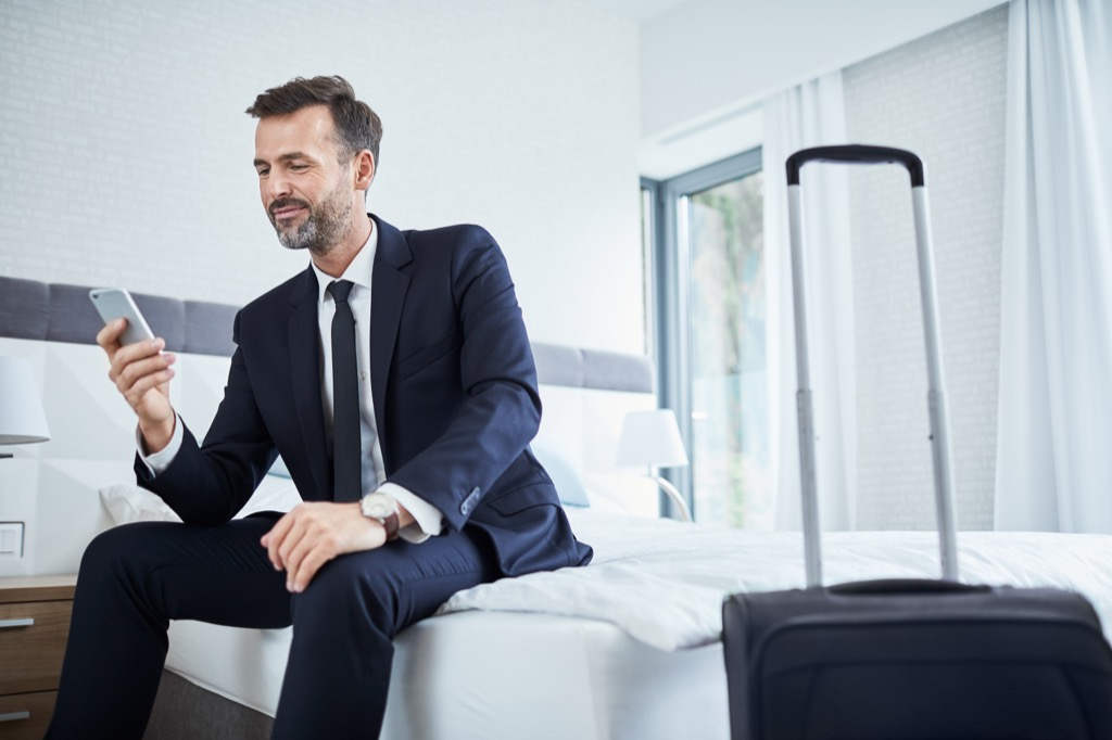 save percent of your paycheck Business travel