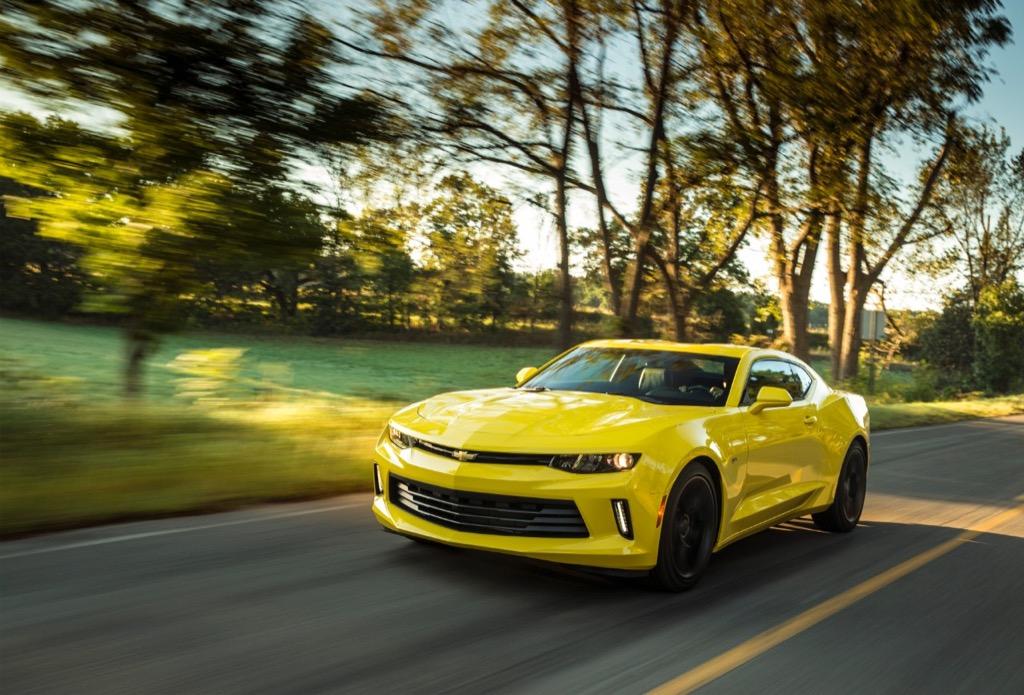 top ten cars for under 30K