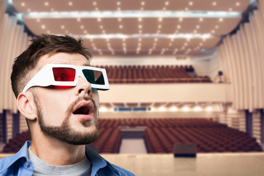 3D movie awesome facts