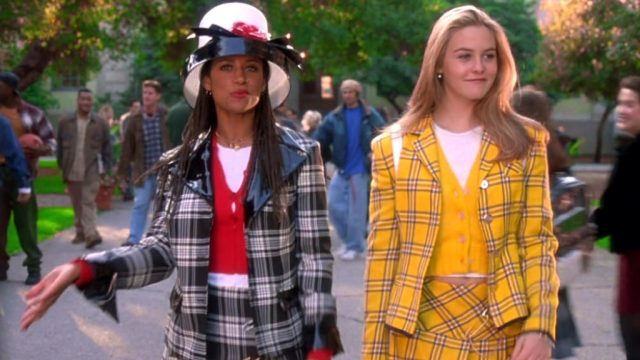 Cher and Dionne clueless, 1990s things