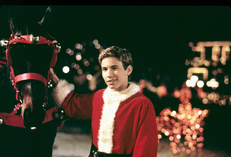 JONATHAN TAYLOR THOMAS I'LL BE HOME FOR CHRISTMAS (1998)