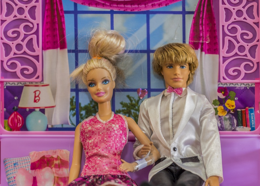 Barbie dolls awesome facts