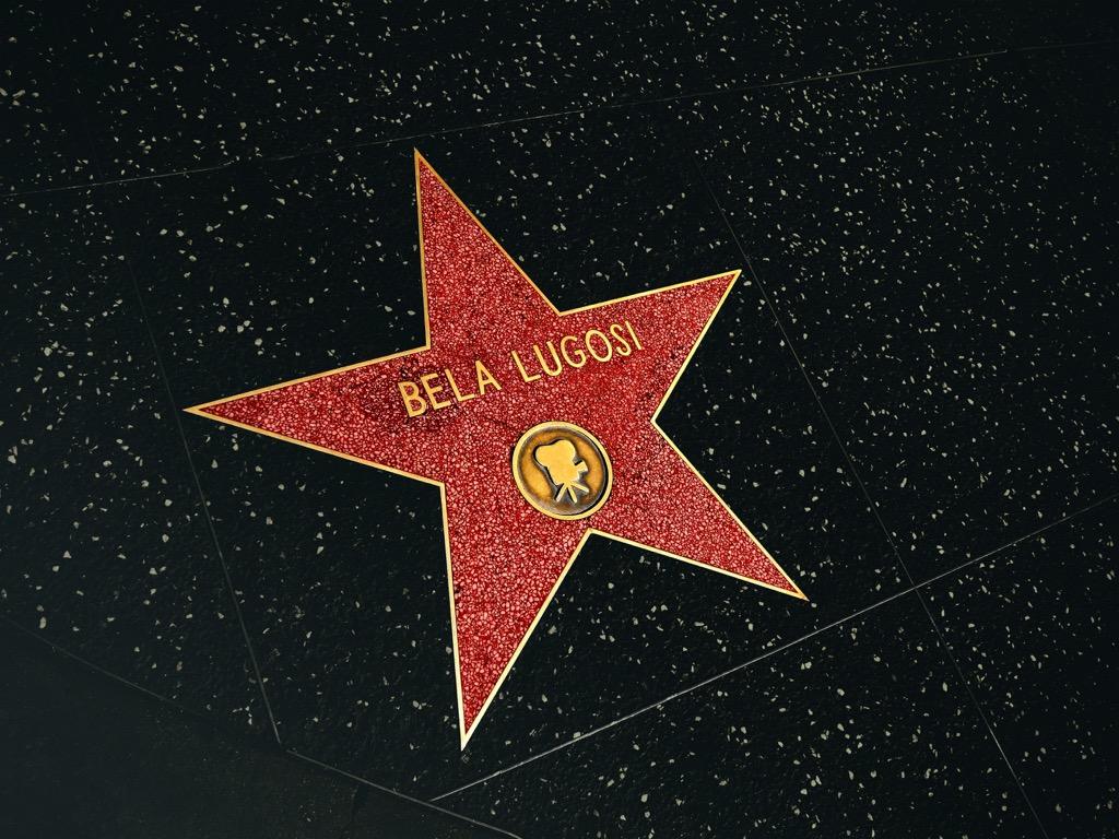 Bela Lugosi Hollywood star awesome facts