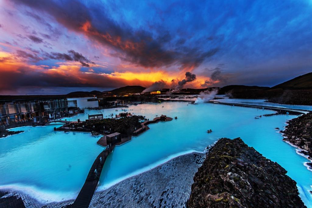 Geothermal Blue Lagoon
