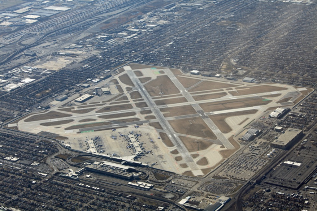 Chicago midway airport