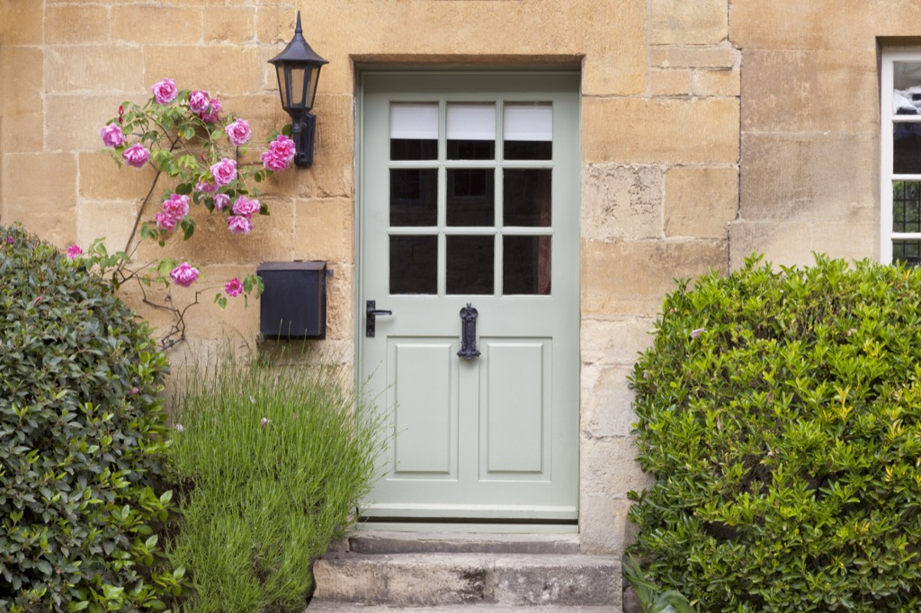 front door Boosting Your Home's Curb Appeal