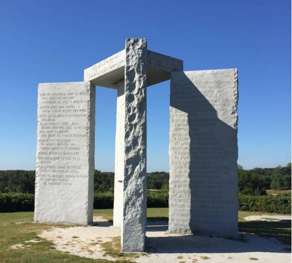Georgia Guidestones Unsolved Mysteries