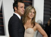 Justin Theroux and Jennifer Aniston home