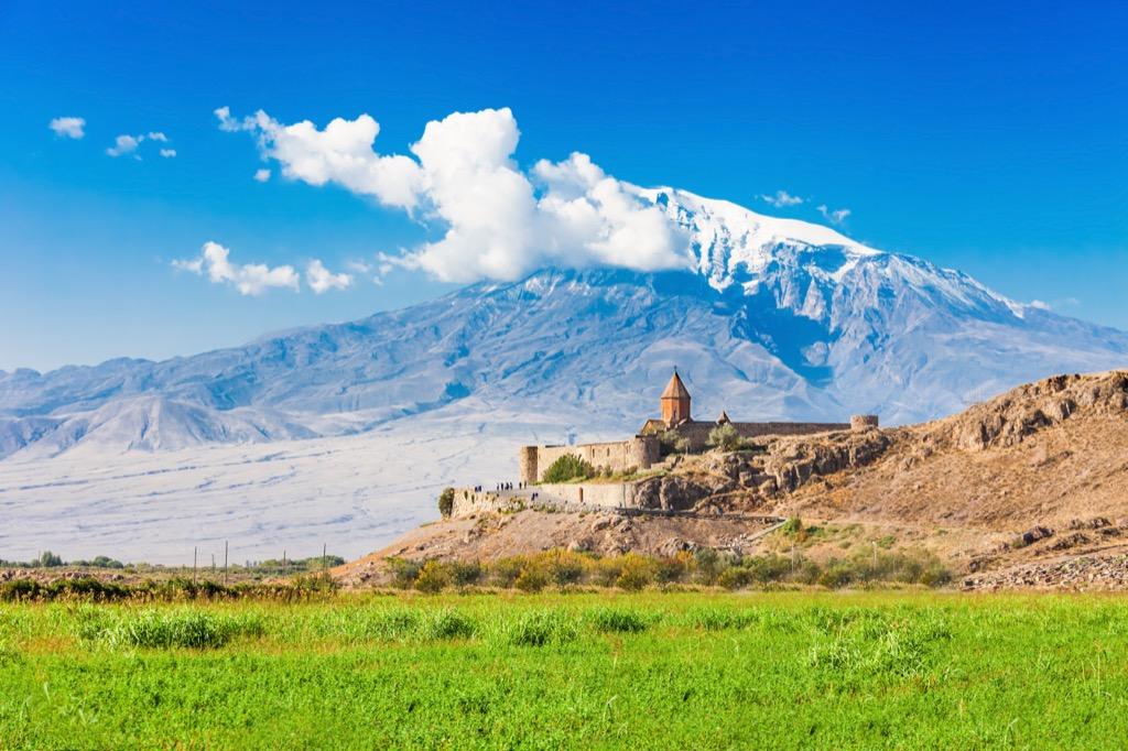 Khor Virap monastery