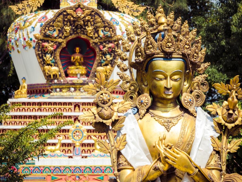 Kopan Monastery Nepal