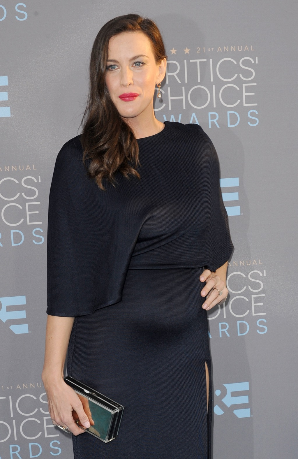 Actress Liv Tyler