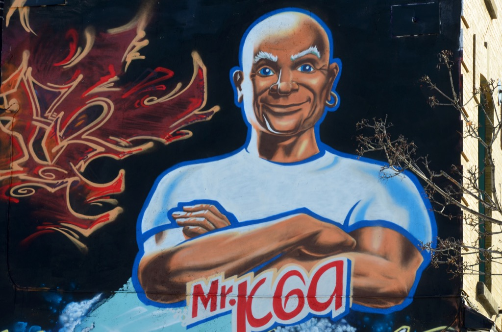 Mr. Clean awesome facts