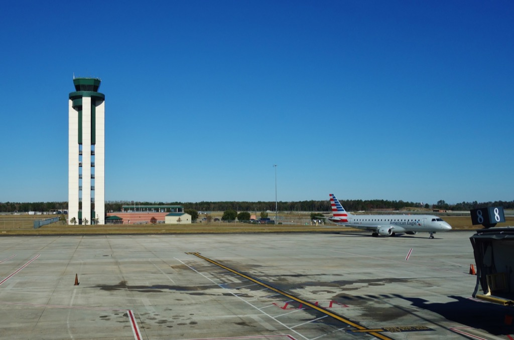 Savannah Hilton Head airport