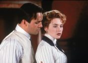 Billy Zane and Kate Winslet in Titanic