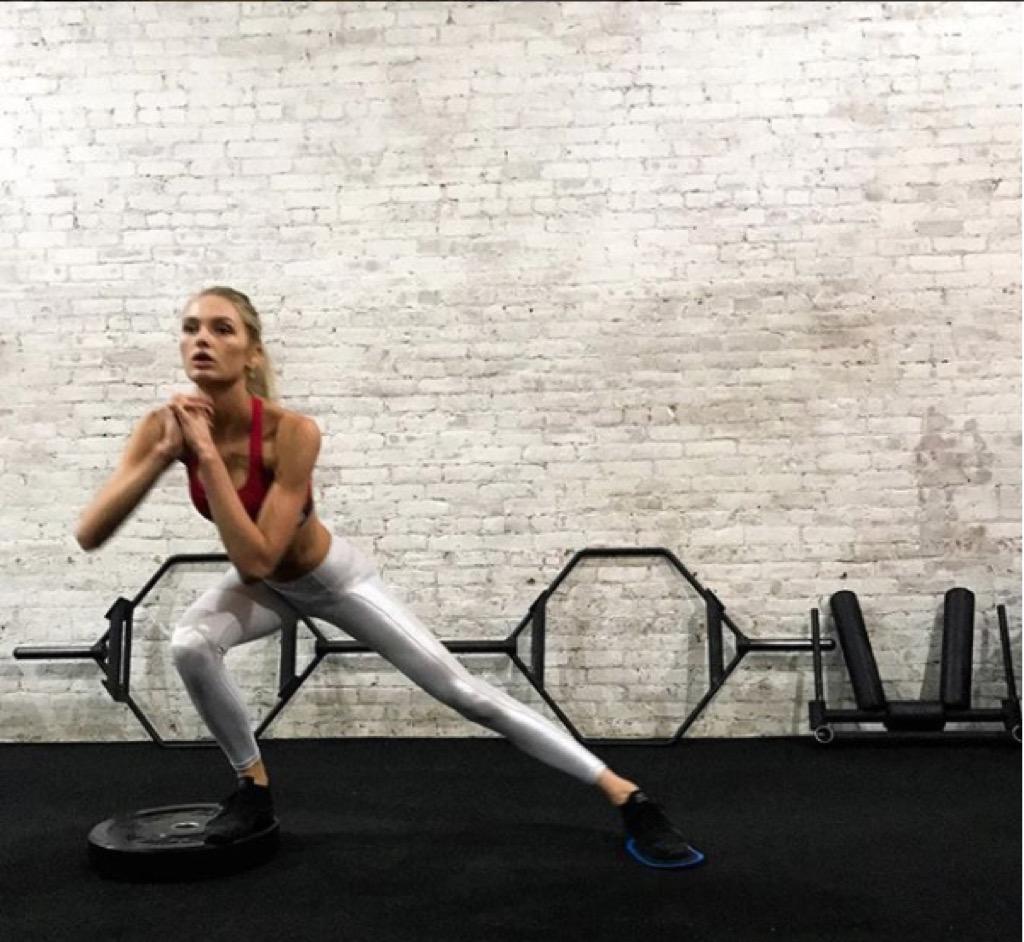 vs angel workout