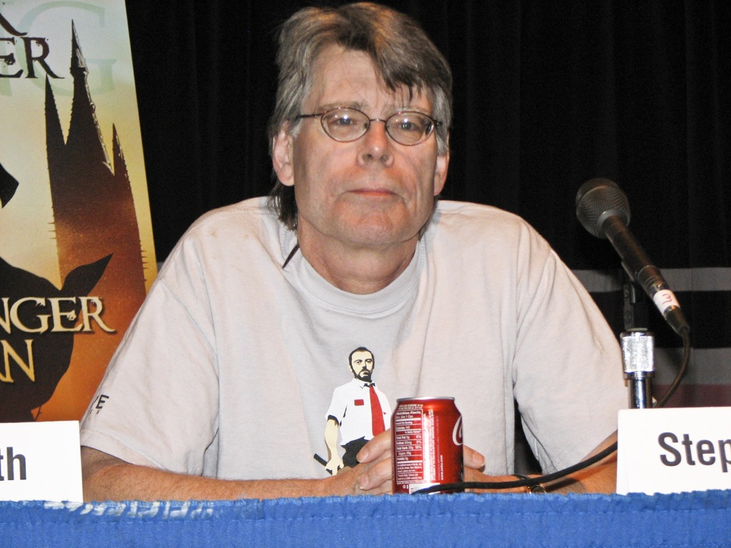 Author Stephen King awesome facts