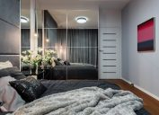 bedroom with flowers wake up happier