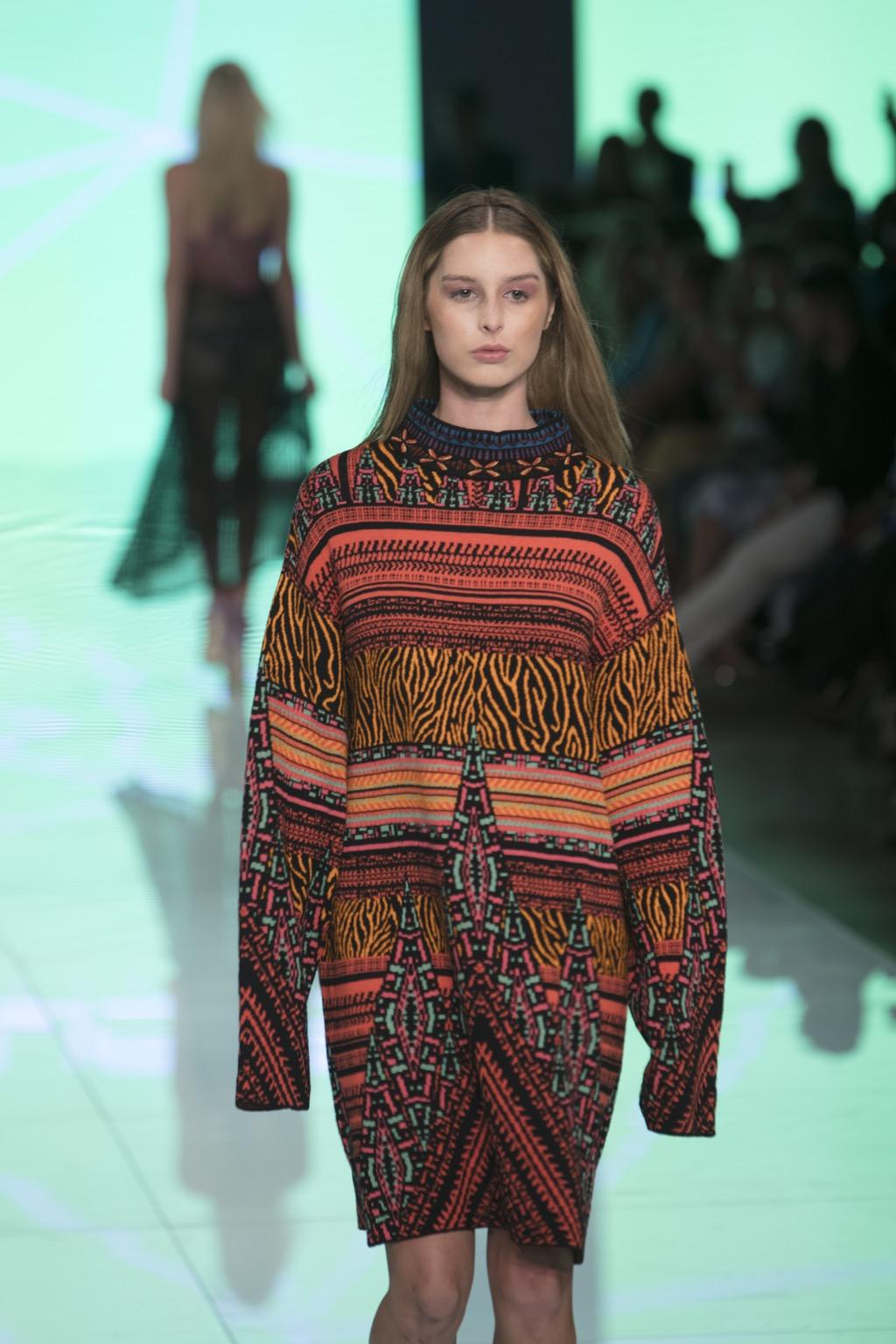 Custo Barcelona sweaterdress
