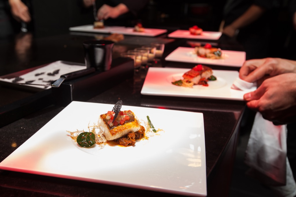 delicious food at the chef's table, Things You Should Always Do at a Fancy Restaurant