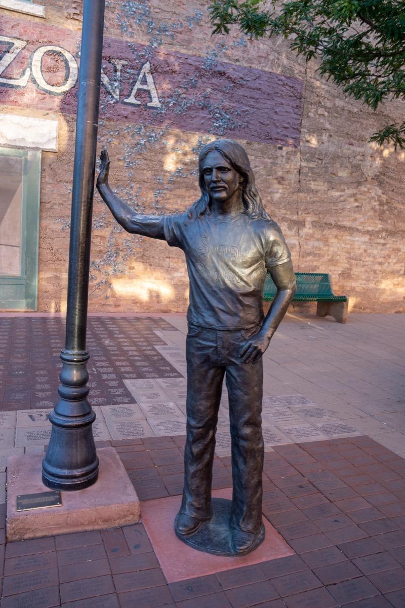 glenn frey statue arizona