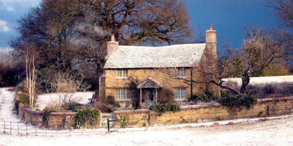 The English cottage from The Holiday