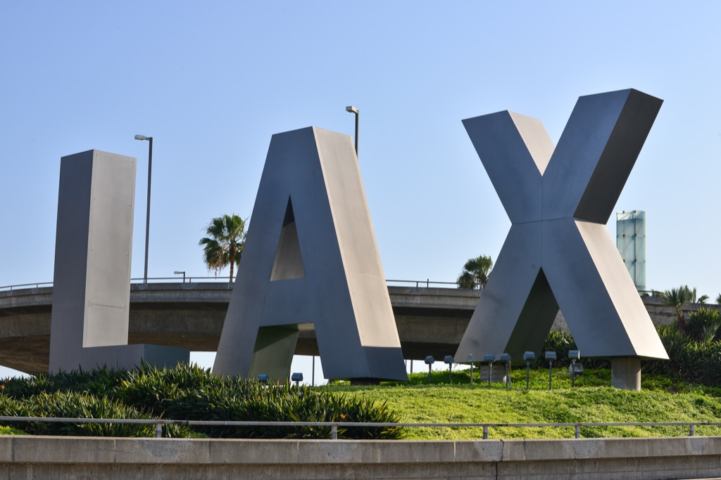 LAX sign Amazing Facts