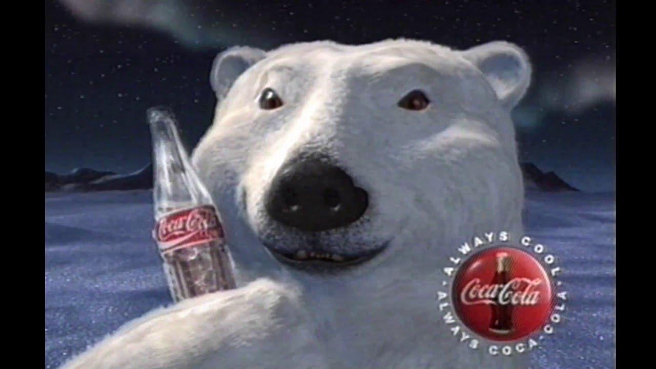 1993 coca cola commercial