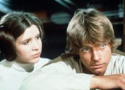 mark hamill carrie fisher in star wars
