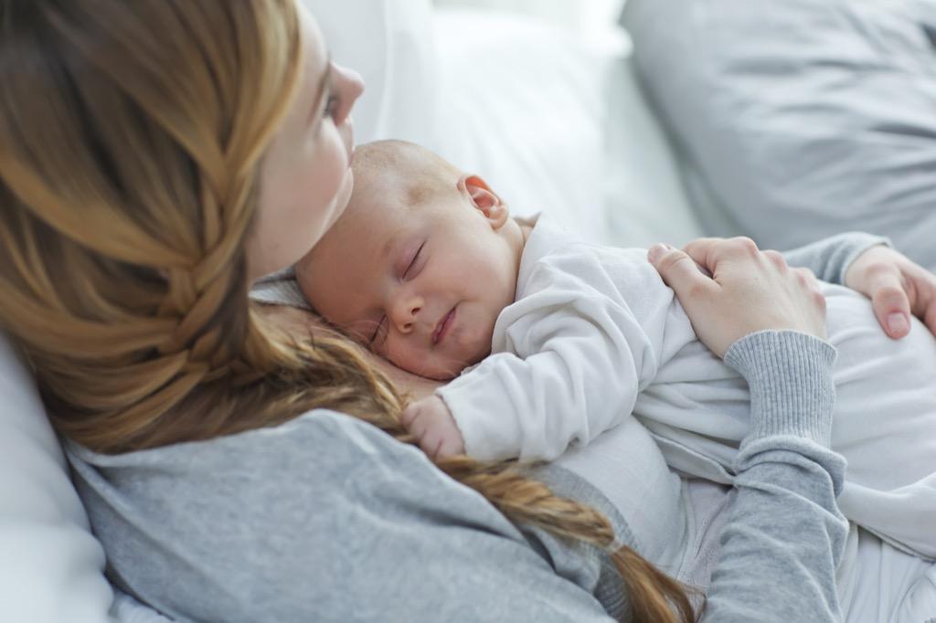Newborn baby - gynecologist secrets