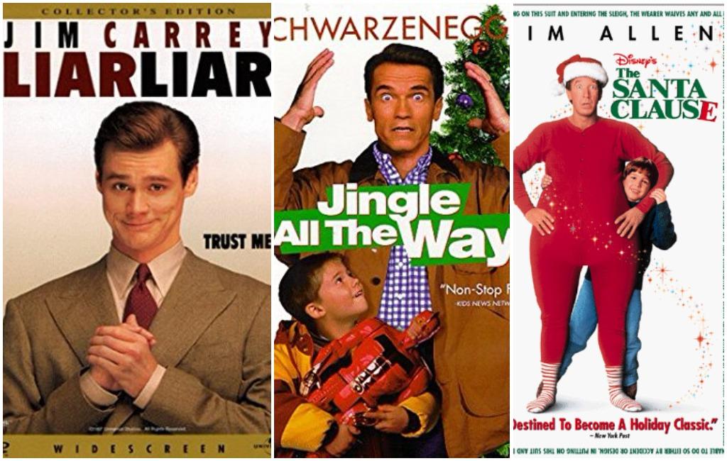 90s christmas films