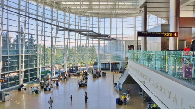 Seattle tacoma airport best airports