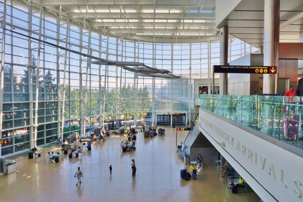 Seattle tacoma airport