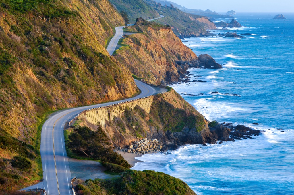 40 roads everyone should drive in their 40s