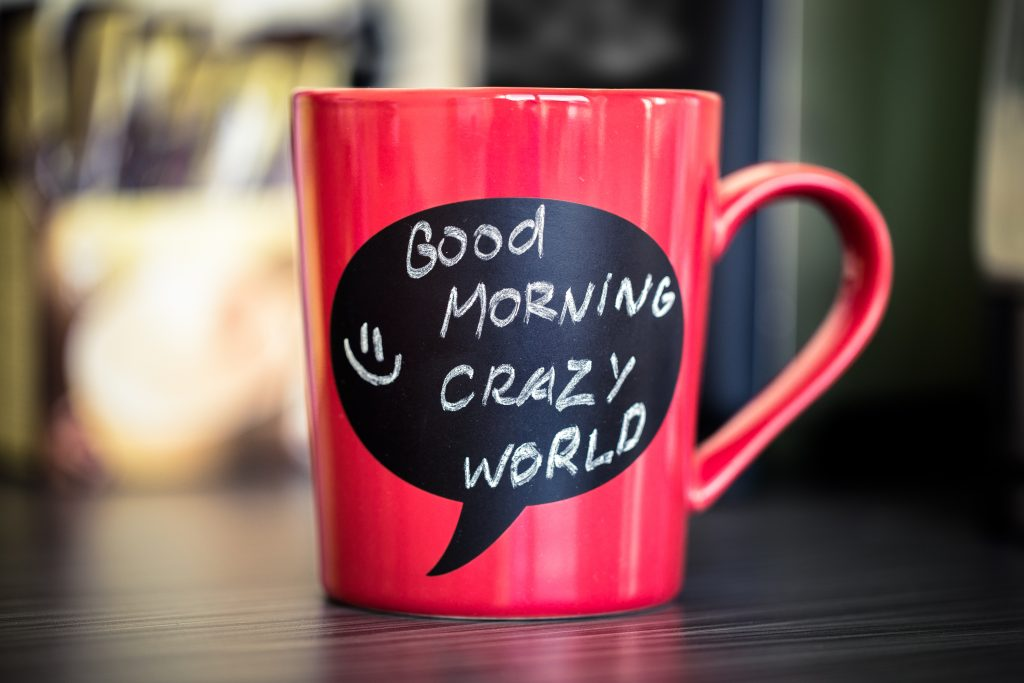 novelty graphic coffee mug over 40 home