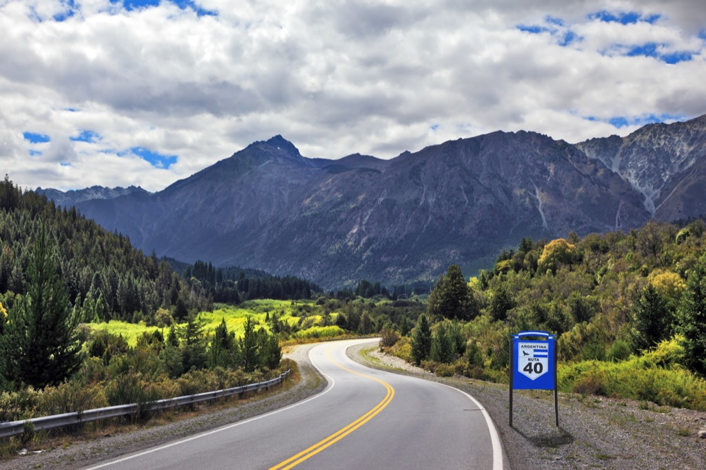 40 roads everyone should be driving